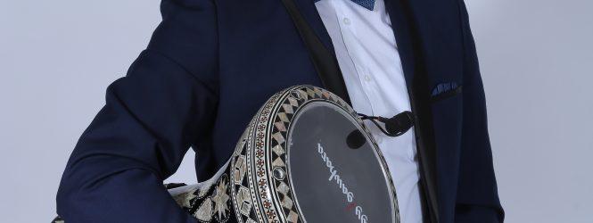 DJ Rahimus et ses percussions