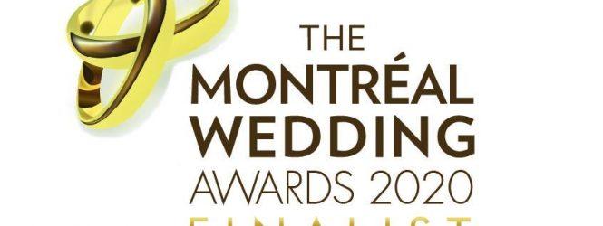 FINALIST MONTREAL WEDDING AWARDS